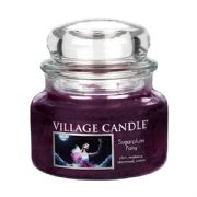 Village Candle Sugar Plum Fairy 11oz Small Candle Jar